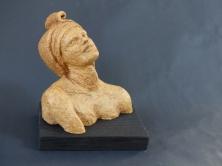 """Roma"" - glazed stoneware (13 cm)"